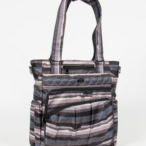 Lug Ace Tote in Painted Pearl